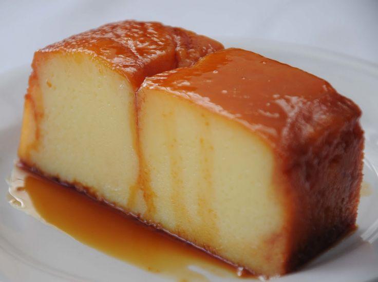 Recetas de Comida Peruana: Budin de Leche Condensada, Recetas de Cocina Costarricenses