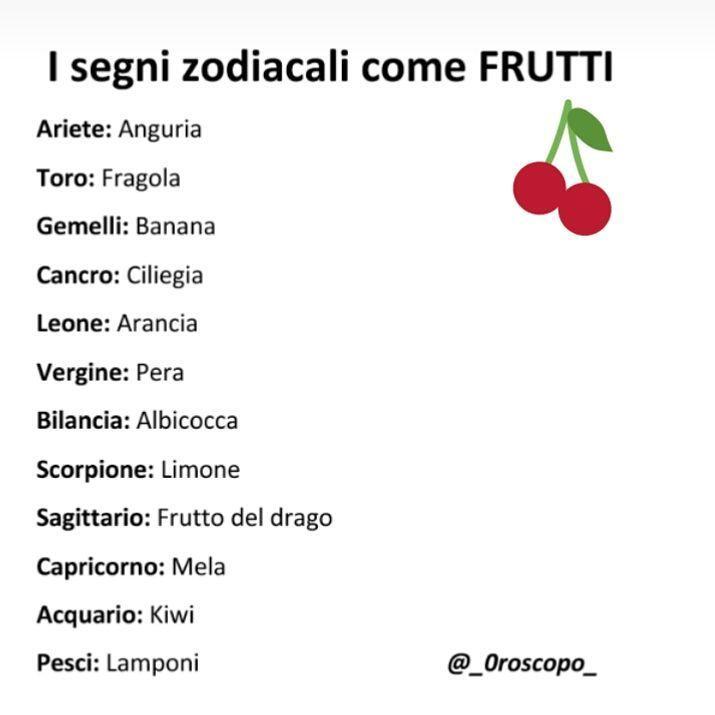 """""""Mi piace"""": 23, commenti: 2 - Oroscopo (@_0roscopo_) su Instagram: """"Banana…"""""""