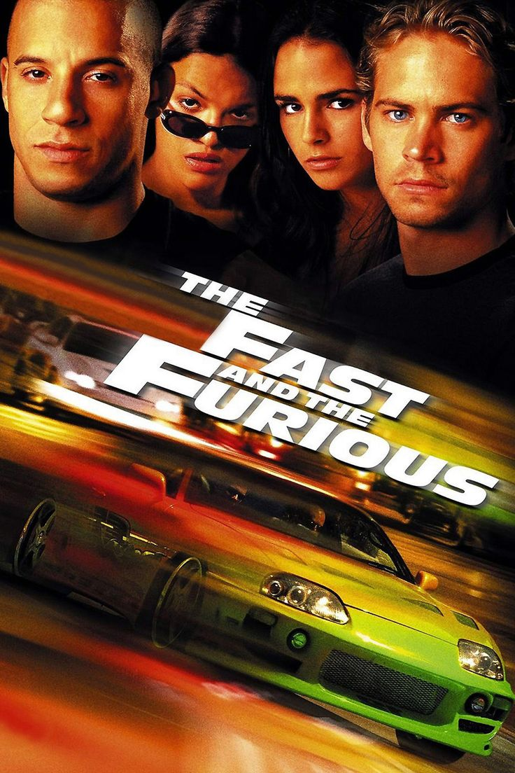 The Fast and the Furious series.