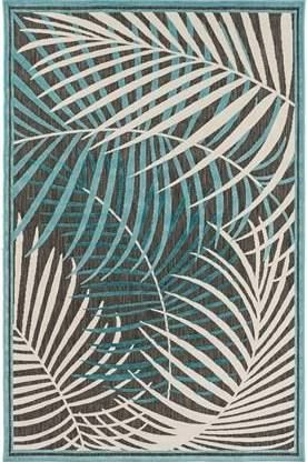 Tropical Outdoor Rug 5 X 7 Coastal Home Accessories Rugs Area