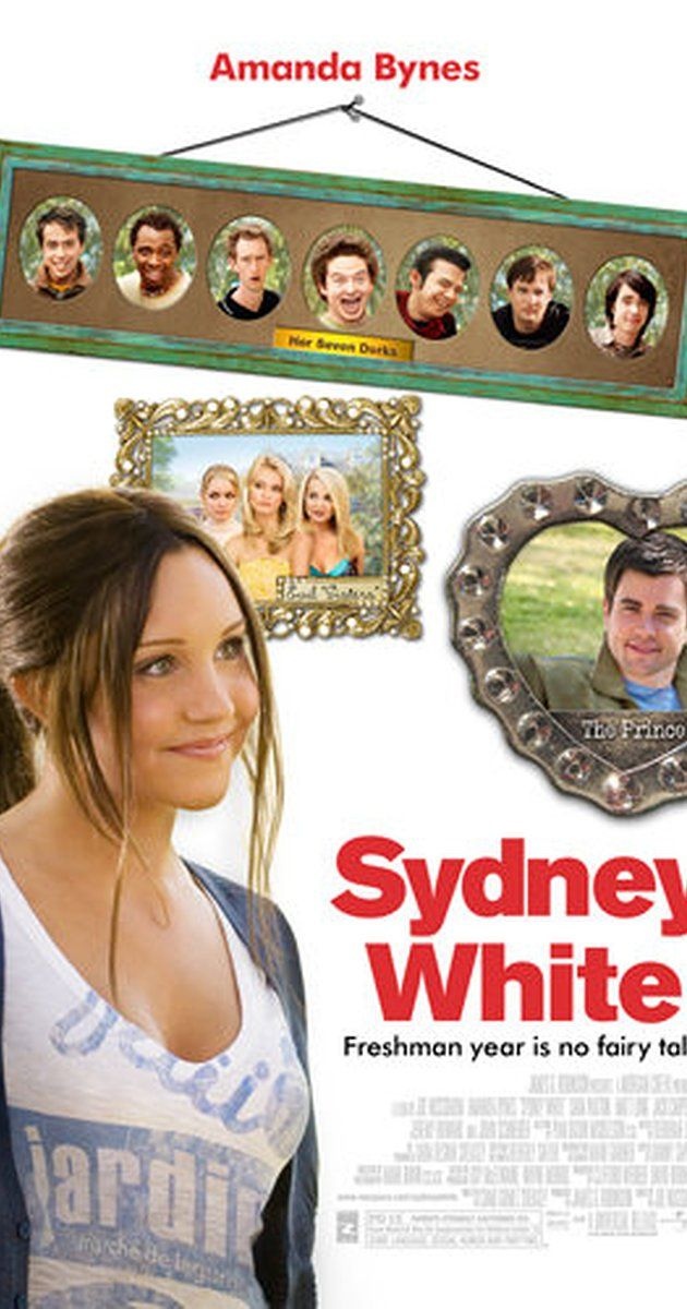Sydney White (2007). Really just a super cute movie. It's a fun little twist on Snow White. It's a happy, feel-good movie!