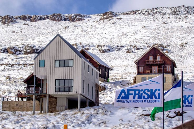 Have you booked for 2017 Winter Season? Don't be left out in the cold... www.afriski.net
