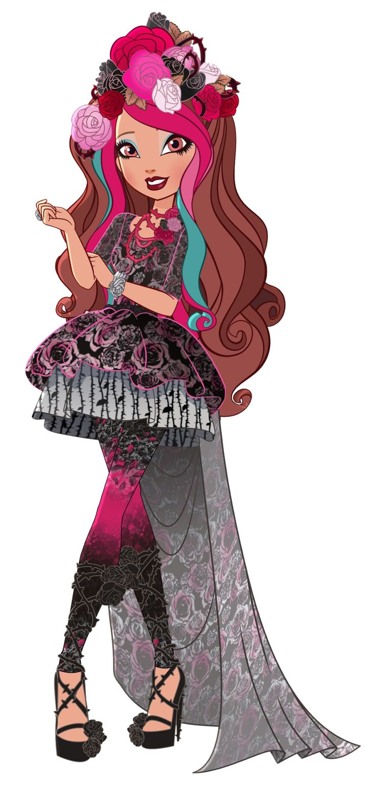All about Monster High: Ever After High                                                                                                                                                                                 More