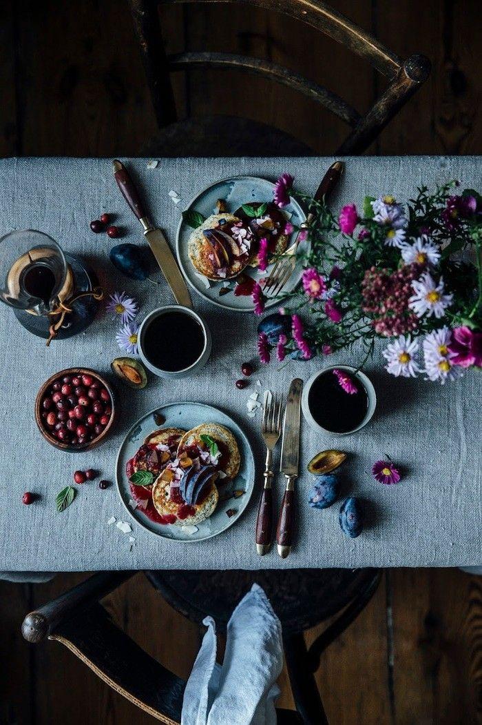 frukost på alla hjärtans dag