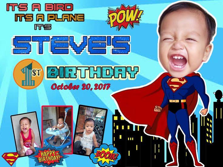 1st birthday giveaways design