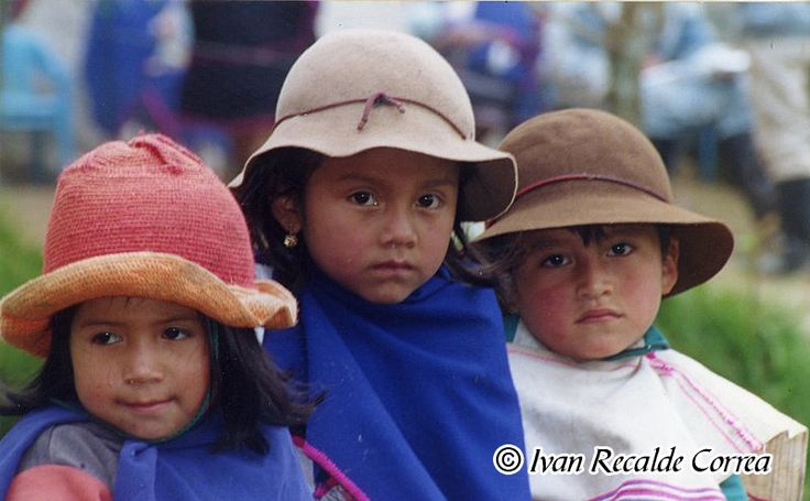 Niños Guambianos - Nuestra Mirada