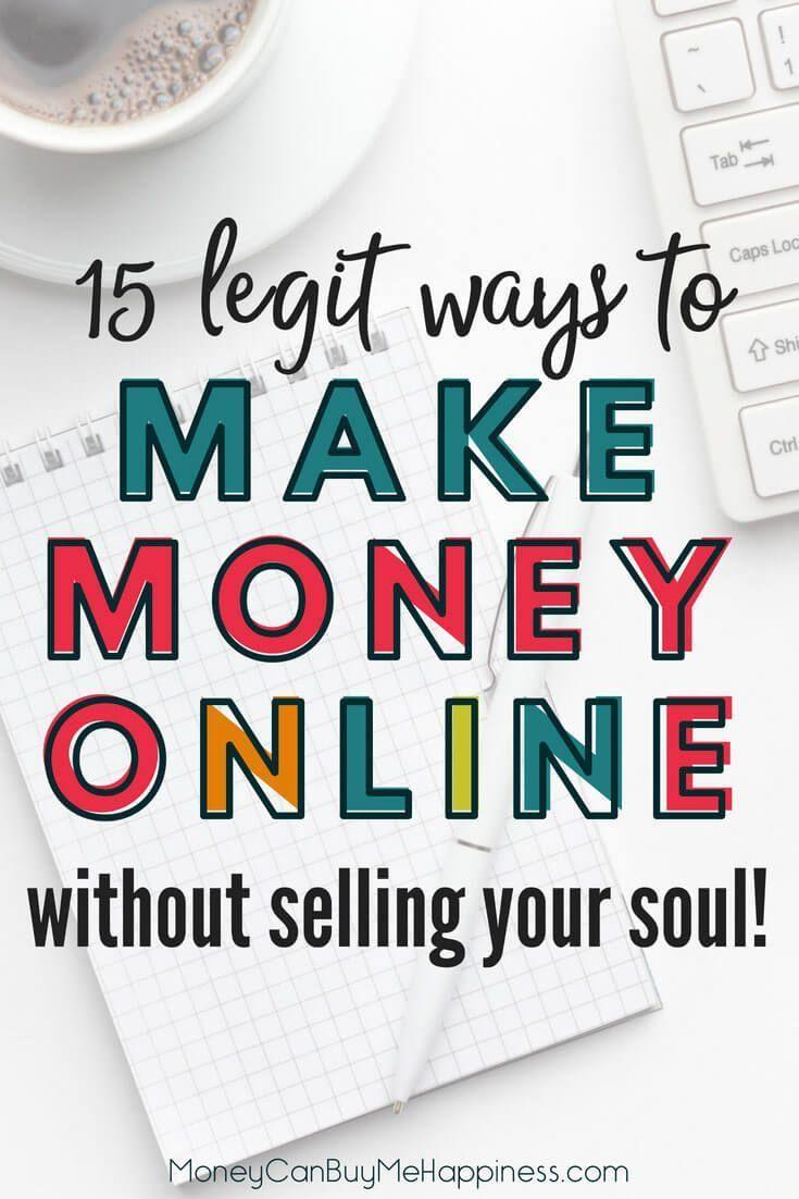 17 Ways to Make Money Online Internationally - Work Online