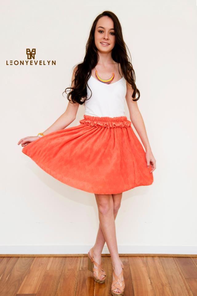 Sulivant Orange - IDR 199,000