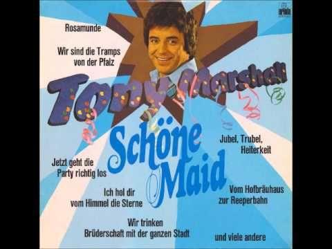 Tony Marshall Schöne Maid (Pretty Maid) Youtube, Tony