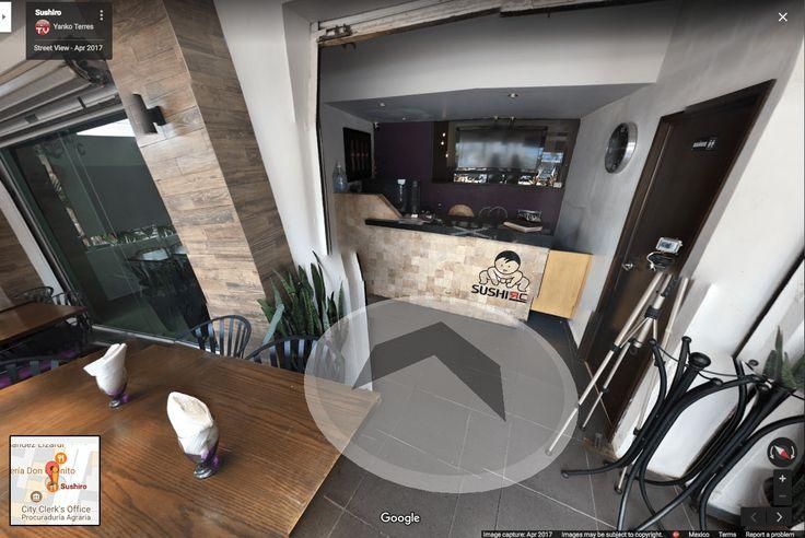 Google Step Inside / Recorrido Virtual Google Street View