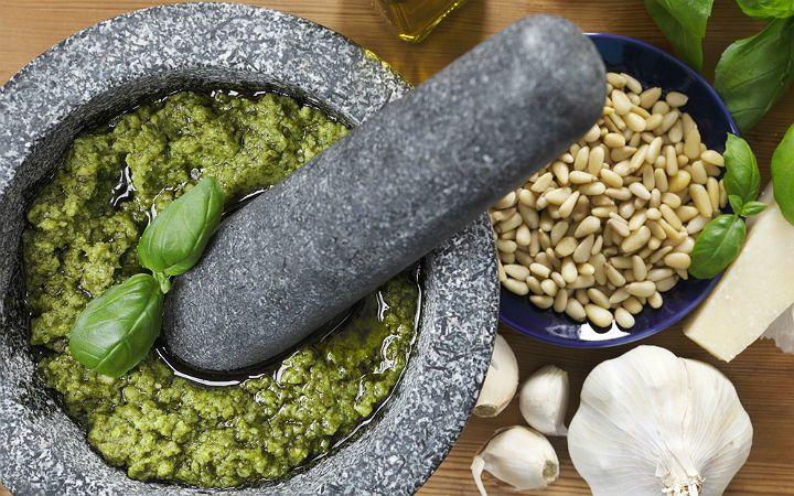 Ev yapımı Pesto Sos Tarifi