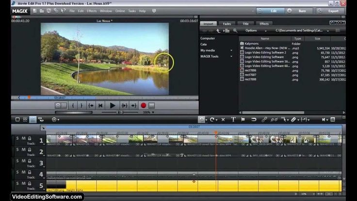 How To Add Soft Black Margins To Your Video - Gradient Layer Mask in Mag...