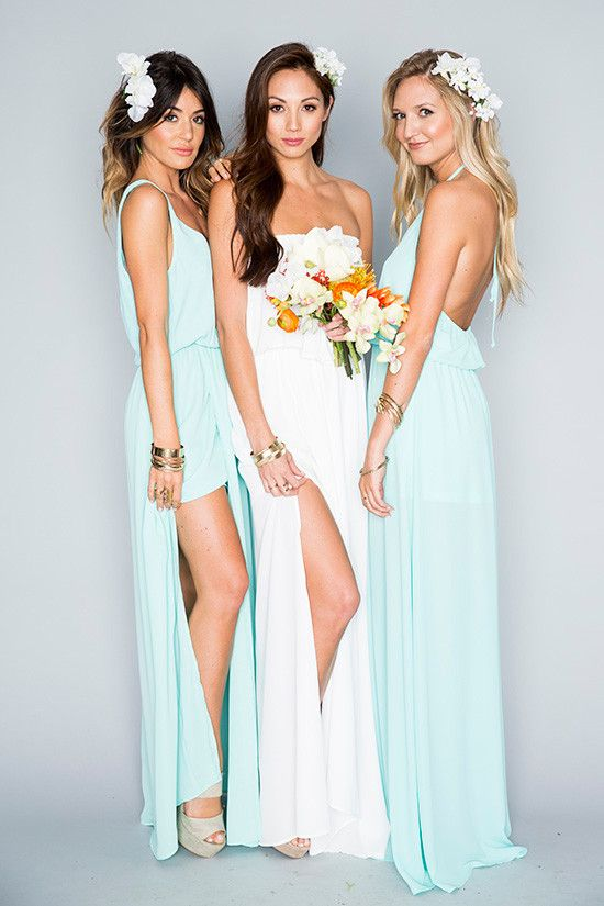 25 best ideas about beach wedding bridesmaid dresses on