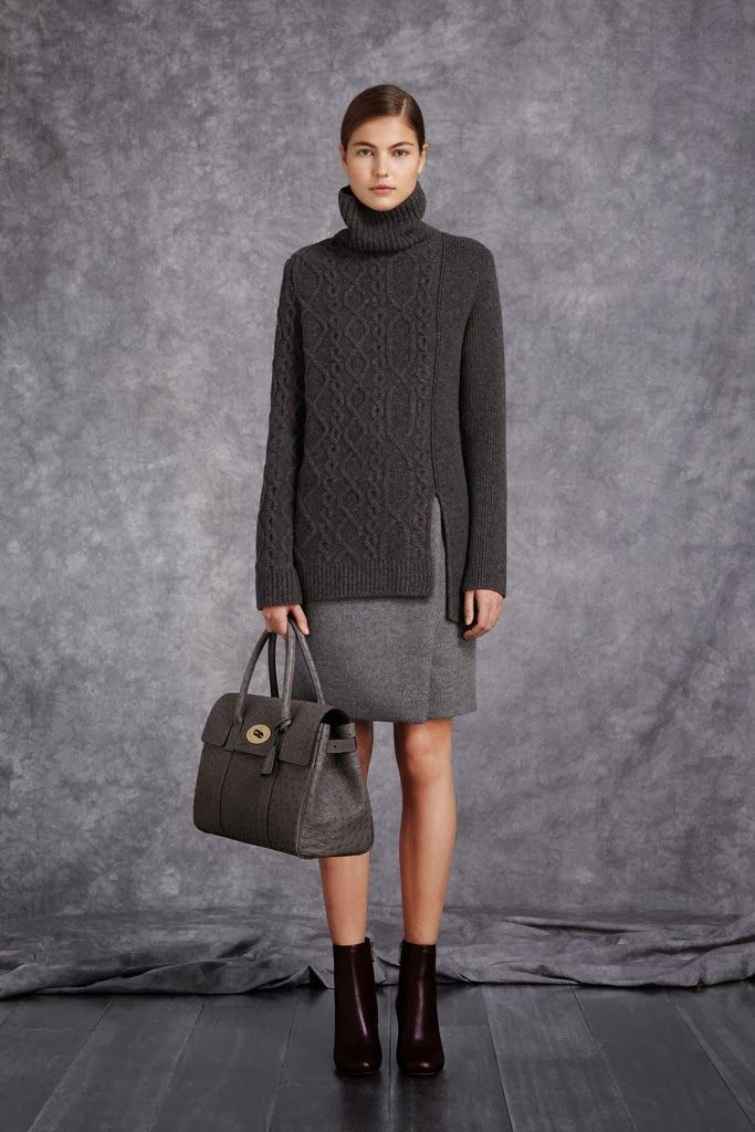 Mulberry Prefall 2014
