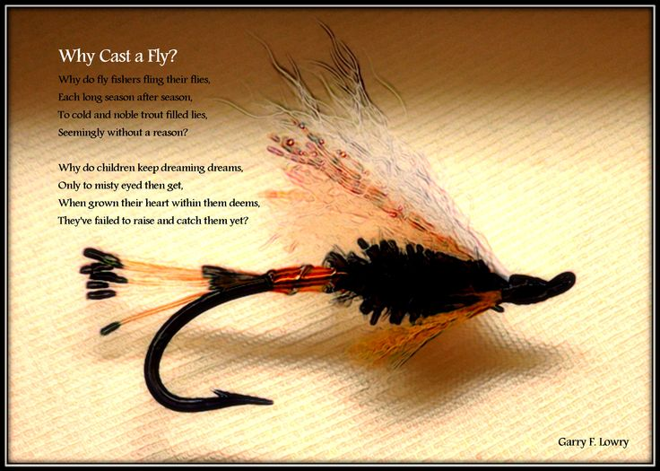 The art of fly fishing fly fishing poem why cast a fly for The fish poem