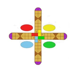 Participants & Liturgical Objects Used in Mass Board Game- The ultimate objective is to move all of your game pieces off of the board before your opponent does and to have the largest number of game pieces remaining in your possession. This game can be played individually or in teams.