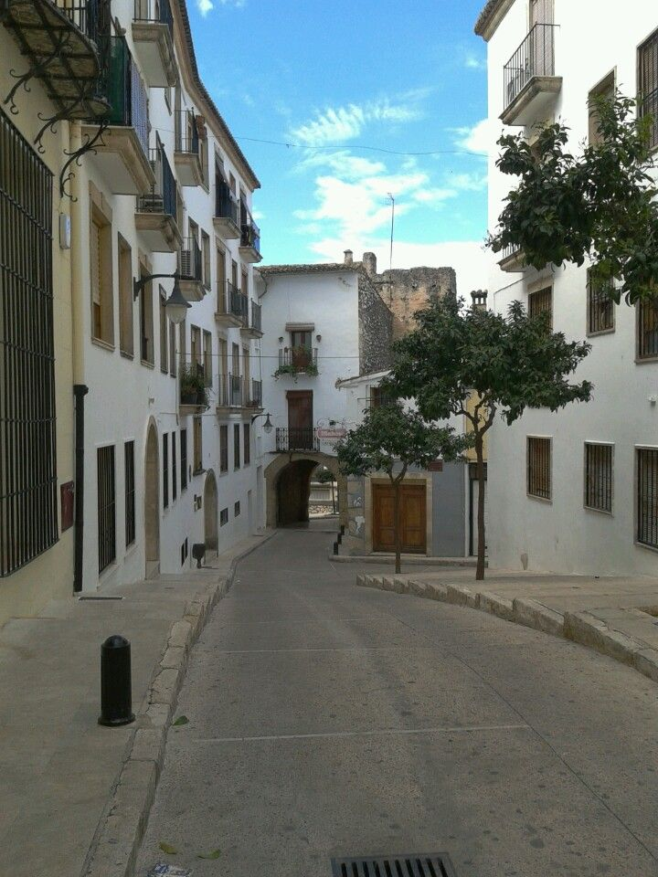 Pego en Valencia
