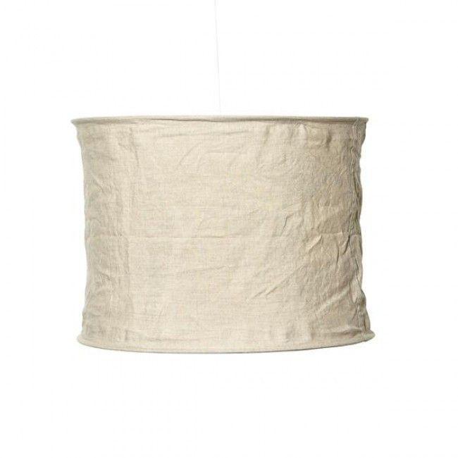Linen Light shade