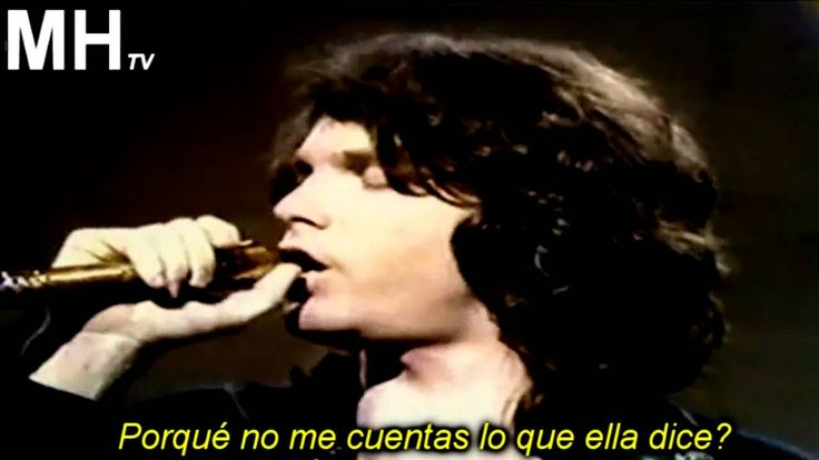 The Doors - Touch Me *subtitulada traducida español* HD