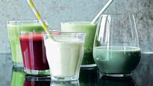 Opskrift: Frisk salat-juice | Femina