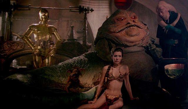 Jabba The Hutt podría ser protagonista de un nuevo  spin-off de Star Wars