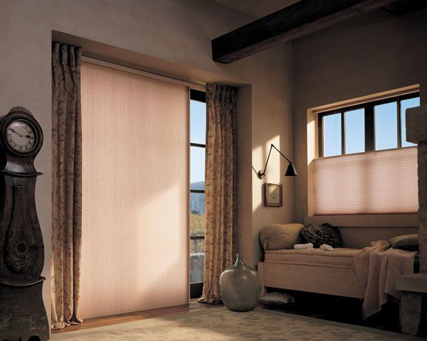 Best Hunter Douglas Vertiglide Images On Pinterest Hunter - Hunter douglas blinds for patio doors