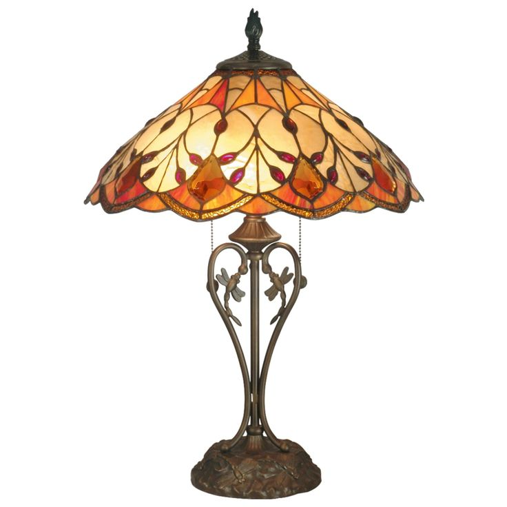 http://www.tiffanylampsgalore.com/tiffany-table-lamps/table-lamps/daletiffanymarshalltablelamp.cfm