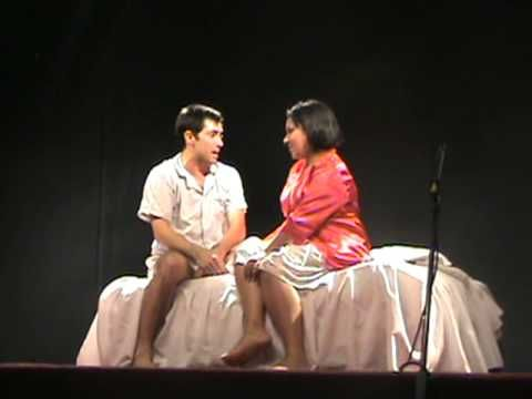 TEATRO EN BULNES - YouTube