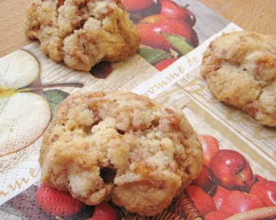 Kleurrijk+Eten:+Appel+koekjes