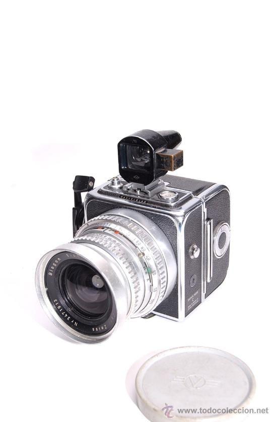 Camara de fotos Hasselblad SWC / Cámaras antiguas en todocoleccion