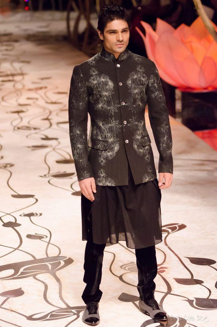 Rohit Bal Bridal Collection - India Bridal Fashion Week 2013