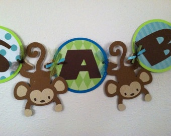 monkey themed baby shower monkey baby showers themed baby showers baby