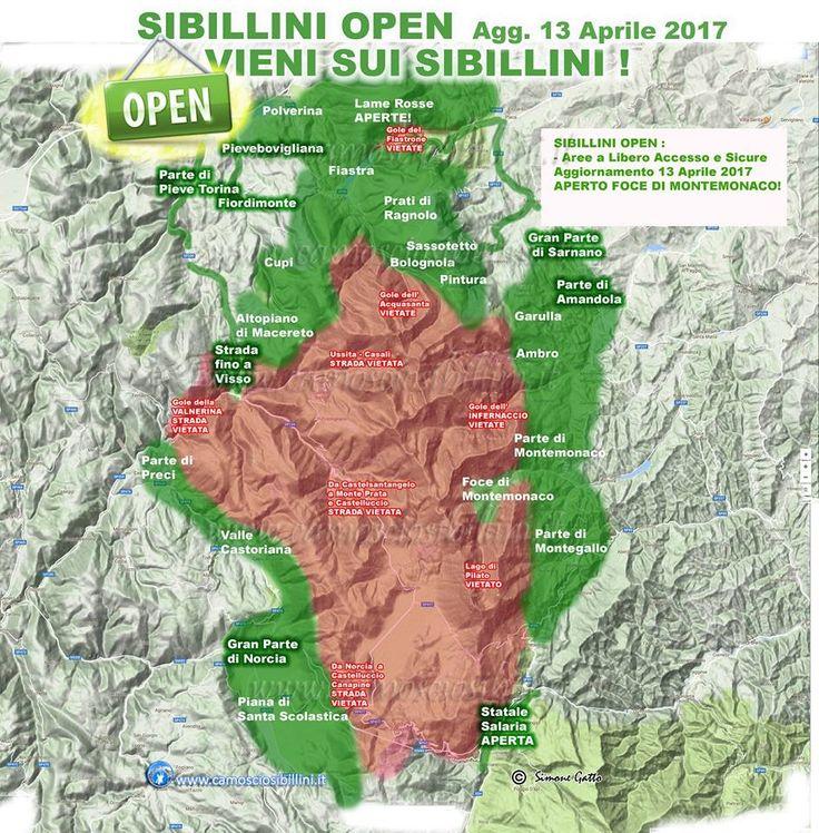 Amanti del trekking, quest'anno più che mai, non rinunciate ai Sibillini. Ecco la carta dei sentieri aperti e delle aree sicure. Preparate lo zaino, acqua fresca di sorgente e pranzo al sacco li trovate direttamente qui ;) #sarnano #PasquaSuiSibillini #escursioni