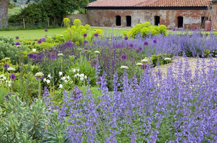 The Potager | Sue Townsend Garden Design
