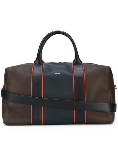 PAUL SMITH classic holldall. #paulsmith #bags #leather #