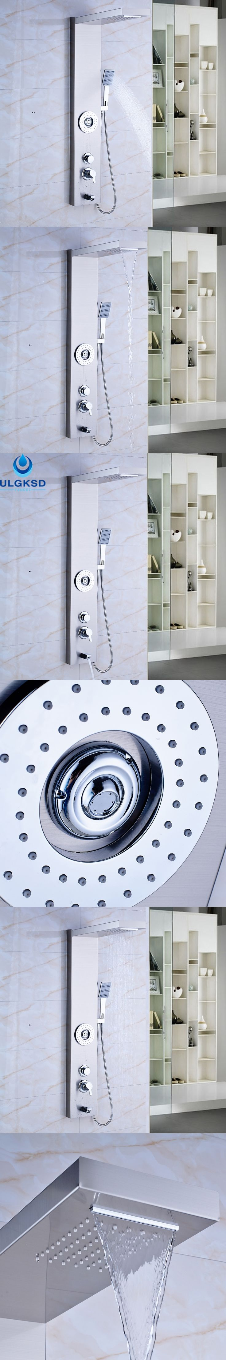 22 best Shower panels and exposed wall showers images on Pinterest ...