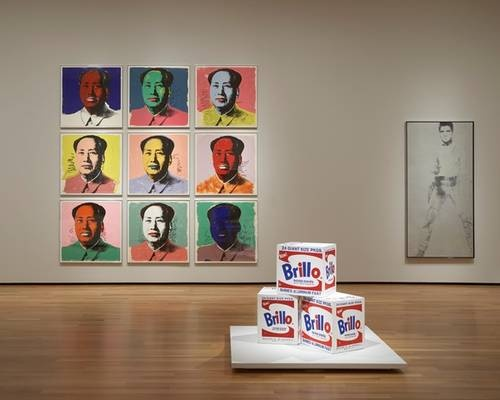Andy Warhol at the Akron Art Museum