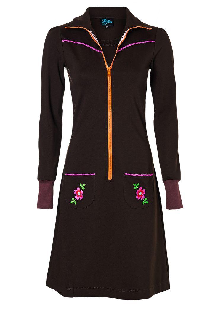 Kiddiehop Dress -Tante Betsy