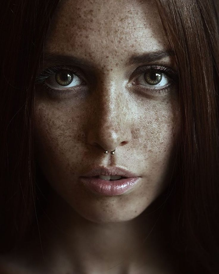 """Portrait of Camilla @camihawke"""