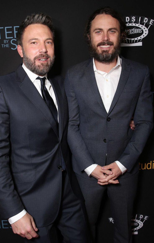 Affleck brothers
