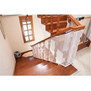 Hupim Çocuk  Merdiven / Balkon Güvenlik Filesi   Çocukların  Merdiven ve Balkon korkuluklarının aralarından    düşmelerini engellemek amacıyla üretilmiştir.  Anti allerjik antistatik polyester kumaştan üretilmiştir Polyester kumaştan üretildiği için hava koşullarına ve mukavemete dayanıklıdır.  Dış Mekanlarda kullanılabilir, File gözleri çocukların parmaklarının   giremeyeceği kadar sık dokuludur.  Üst korkuluk demirine veya ahşabına bağlamak suretiyle monte edilir.  Kullanımı ve uygulamsı…