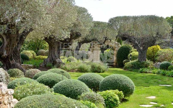 1000 id es sur le th me beaux jardins sur pinterest jardinage am nagement de jardin et printemps for Amenager son jardin en provence