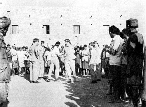 King's Own Scottish Borderers, Yemen 1963