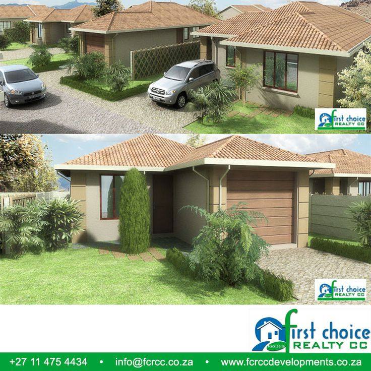 Development in Vereeniging! Powerville Park! Plans are easily customized to include items such as a garage, carport or any additional feature that you as a client might need to create your ideal home For more click here: http://bit.ly/1lHIOtg Visit our website: http://bit.ly/1hcfKVn ‪#‎Vereeniging‬ ‪#‎affordablehousing‬ ‪#‎property‬