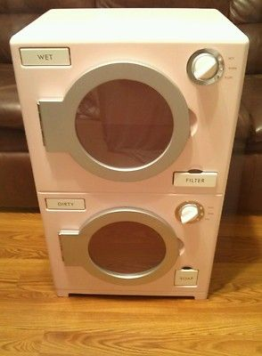 pottery barn kids washer and dryer. pottery barn kids pink retro kitchen washer dryer retired will ship ebay and o