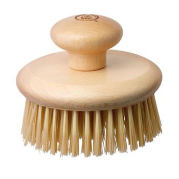 This dry brush from the Body Shop is one if the best I've used. If you aren't dry brushing regularly, now is the perfect time to start.