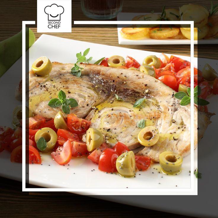 Ormai non hai più scuse per non mangiare pesce! La nostra bistecca di spada all'origano è sana, facile da preparare…ed è buonissima! Secondchef.it  #Second_Chef #incucinaconsecondchef #lericettedisecondchef #ricette #cucina