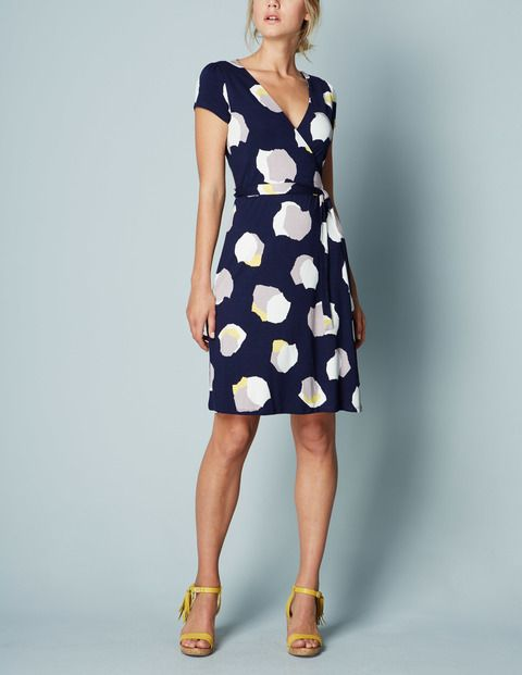 Summer Wrap Dress WW012 Day Dresses at Boden