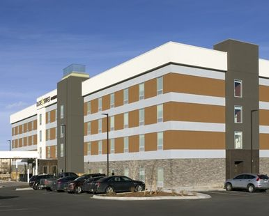 Home2 Suites by Hilton Denver International Airport Hotel, CO - Exterior