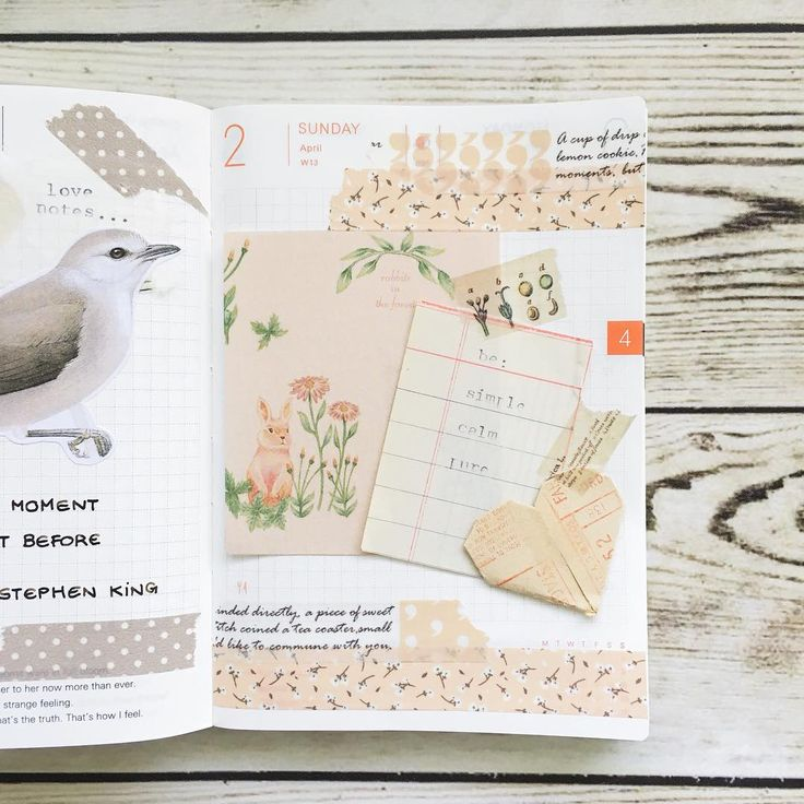 A little collage with pretty paper bits from @savvysailorpaperstudio 's last letter. #hobonichi #hobonichitecho #hobonichi2017 #positivevibesonly #dailyquotes #decoratedpages